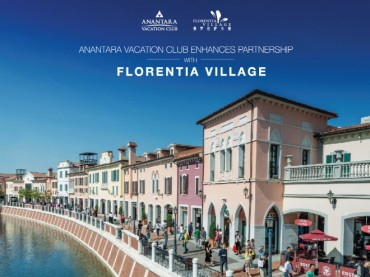 Anantara Vacation Club Enters 3-year Agreement with Florentia Village in China
