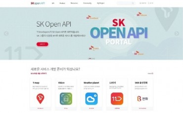 SK's ICT Affiliates to Share Core R&D Assets Through Open API Portal