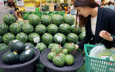 Watermelon Sales Provide Insight into Local Demographics