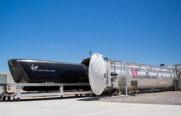 Hyperloop Language Passes in House as Part of Moving Forward Act