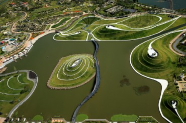 Suncheon Bay National Garden to Host Water Light Festival