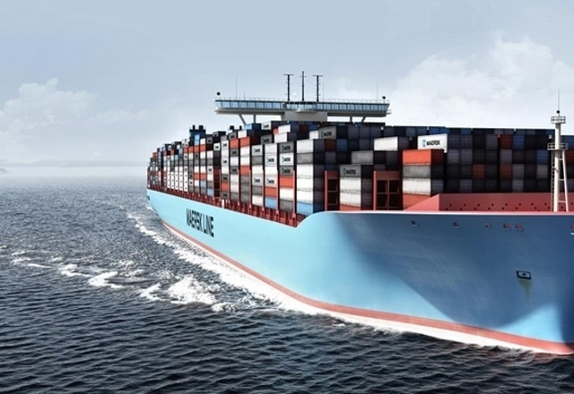 Autonomous ship became a buzzword after the International Maritime Organization selected maritime autonomous surface ship as the term to refer to any autonomous ship in 2017. (image: Maersk Line)