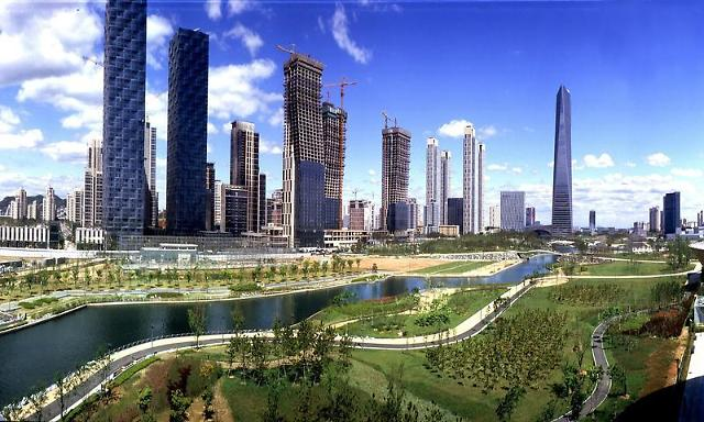 Songdo International Business District, part of the Incheon Free Economic Zone. (image: IFEZ)