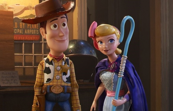 """Toy Story 4."" (image: The Walt Disney Company Korea)"