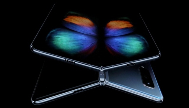 Galaxy Fold. (image: Samsung Electronics Co.)