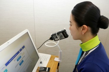 Busan Air Begins to Have Employees Take Breath Alcohol Tests Before Duty