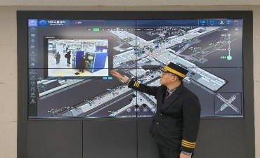 Seoul City to Introduce Smart Stations on Subway Line 2