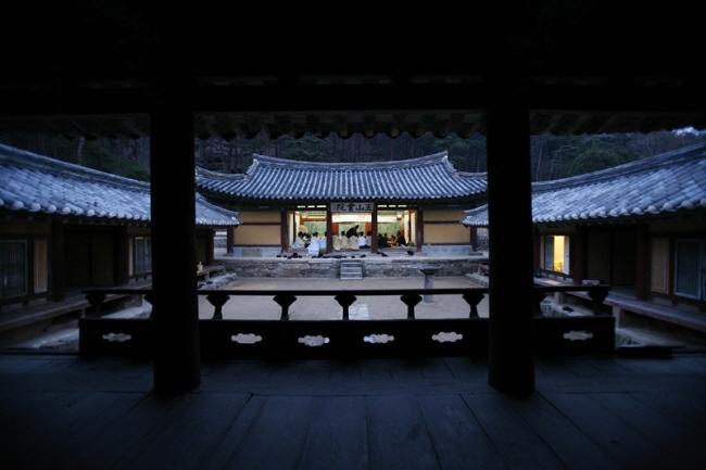 Oksan Seowon in Gyeongju, North Gyeongsang Province. (image: Seowon Conservation and Management Foundation)