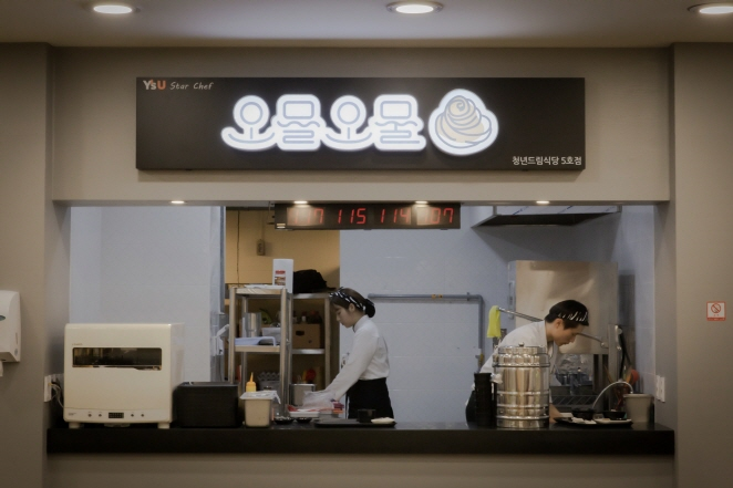 Young S. Korean Restaurateurs Create Their Own Opportunities