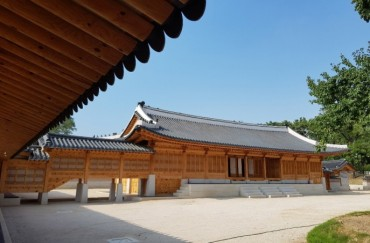 Royal Reception Hall of Late Joseon Dynasty Opens to Public