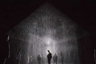 S. Korea's First Exhibition of Rain Room Coming to Busan