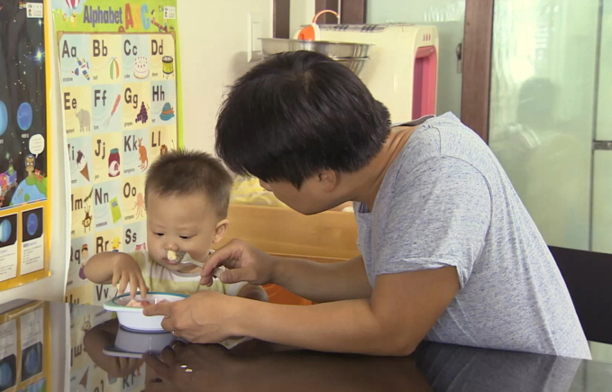 Dramatic Increase in Paternity Leave Among S. Korean Dads