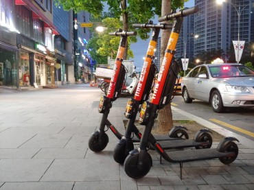 Accidents Involving Electric Scooters Soar