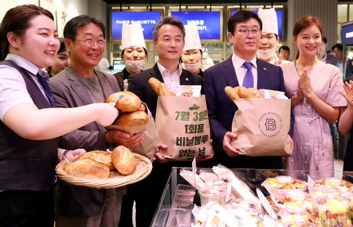 Plastic Bag Use Drops by 84 pct at Major Bakeries