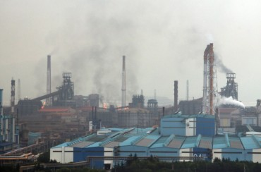 POSCO's Gwangyang Steel Mill Back to Normal Operations After Power Outage