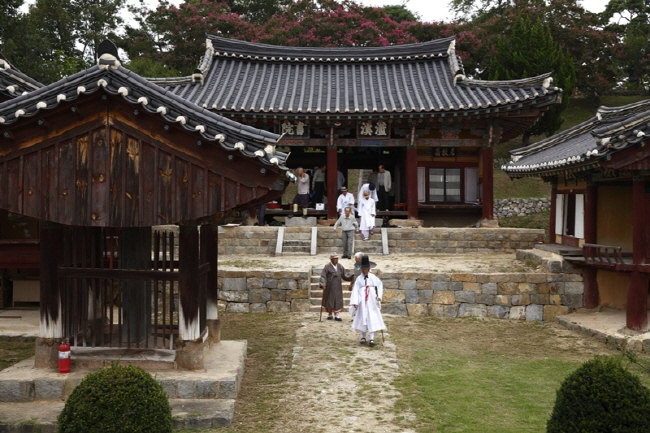 Localization Sets UNESCO-listed Korean Neo-Confucian Academies Apart from Chinese Originals