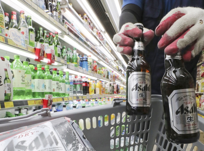 Japanese Beer Sales Drop Following Recent Export Restriction