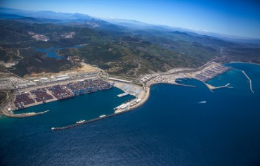 Tanger Med, First Port Capacity in the Mediterranean