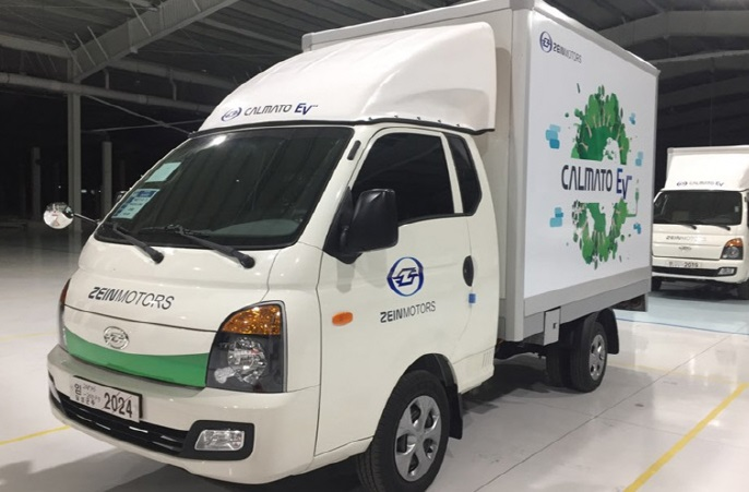 Coupang Introduces Electric Trucks Amid Competition for Eco-friendly Delivery