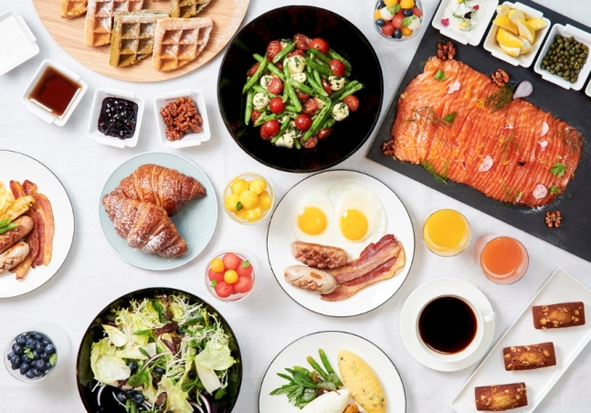 Hotel Breakfasts Popular Among Trendy S. Koreans