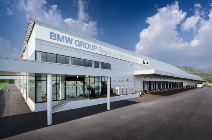 BMW to Invest 43 bln Won to Expand S. Korean Facilities