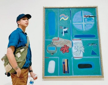 BTS Leader RM's Special Love of Korean Paintings