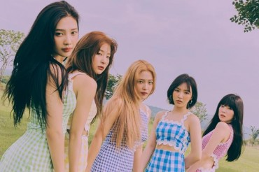 Red Velvet Drops This Year's Second Summer Album Fronted by 'Umpah Umpah'