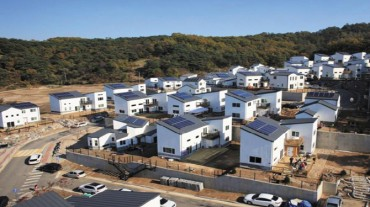 Samcheok Creates Energy Trading Village