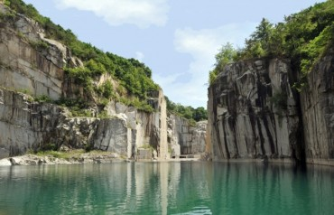 Beautiful Transformation of Unsightly Quarries in Gyeonggi Prov.
