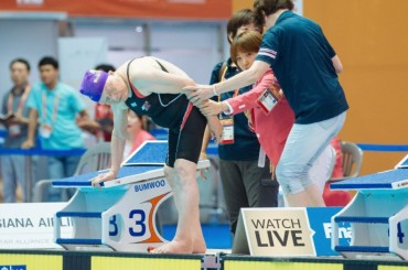 Aquatics Bloopers Draw Attention at FINA World Masters Championships