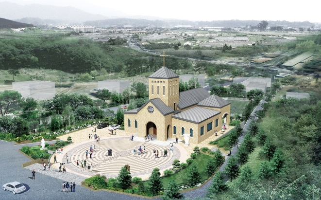 New Catholic Church to Open in Inter-Korean Border Area