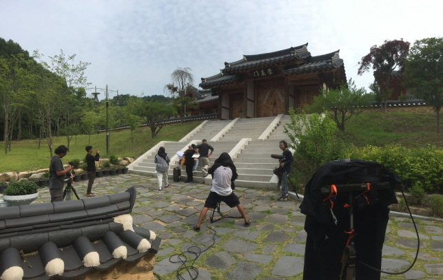 Indonesian TV Dramas Filmed in Andong