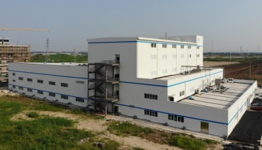 POSCO Completes Cathode Plant in China