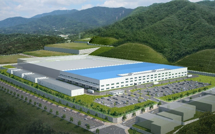 Hyundai Mobis' EV parts plant to be built in Ulsan, 414 km southeast of Seoul, by early 2021. (image: Hyundai Mobis)