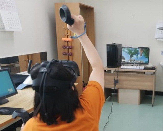 S. Korea Develops VR Rehabilitation Program for Stroke Patients