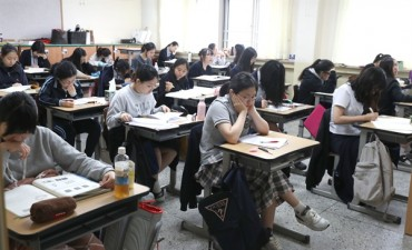 S. Korea Takes First Step Toward Free High School Education