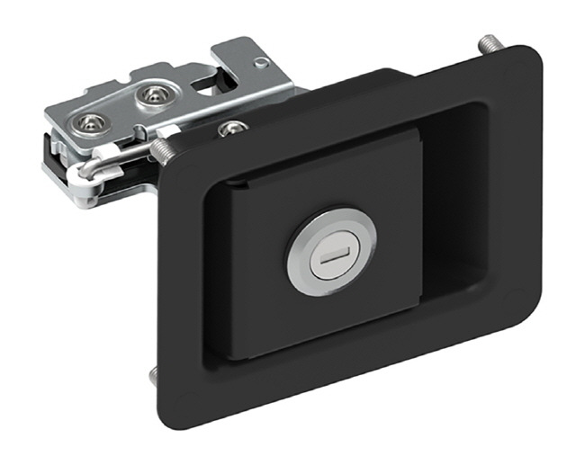 R4-82 Rotary Latch with Paddle Actuator. (image: Southco)