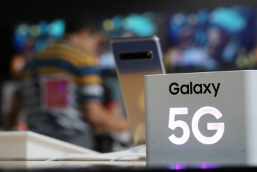 Monthly Data Usage of 5G Smartphone Users Hits Record High in Sept.