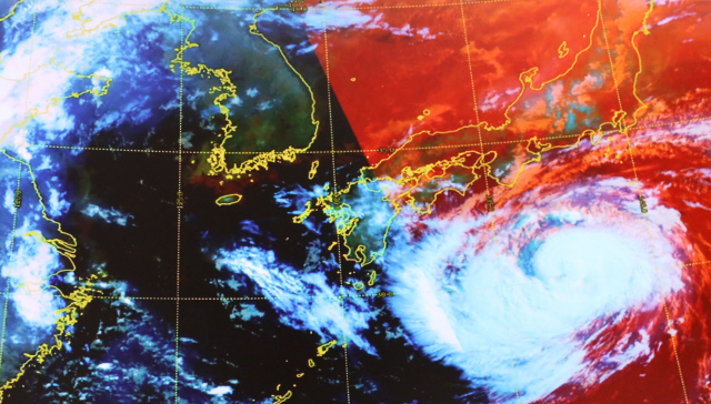 Anti-disaster Agency Shifts to Emergency Footing as Typhoon Approaches Korea
