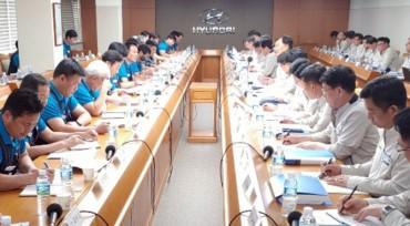Hyundai Motor Union OKs Tentative Wage Deal Without Strike