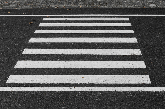 Only 1 in 10 Yield to Pedestrians at Crosswalks Without Traffic Lights