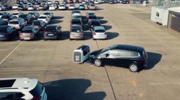'Parking Robots' Coming to Bucheon Next Year