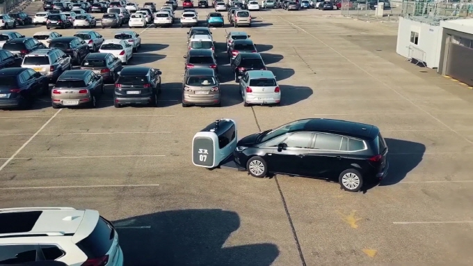 'Parking Robots' Coming to Bucheon Next Year