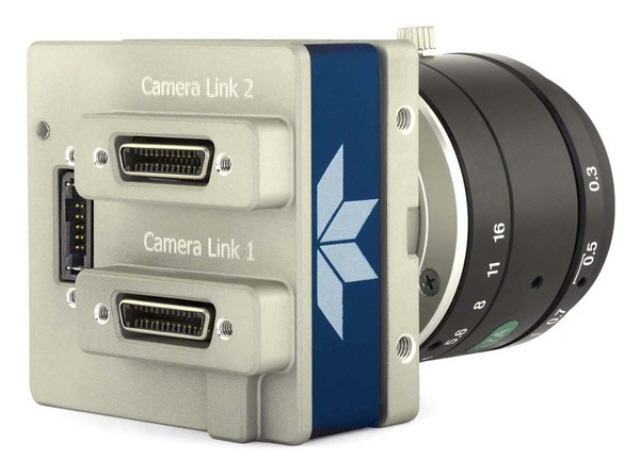 Teledyne Imaging's Newest Cameras Deliver True 16M Resolution, Global Shutter and a Compact C-mount Lens