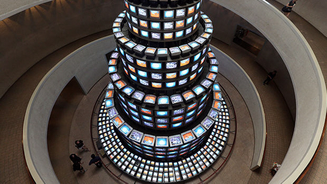 Paik Nam-june's Massive Video Tower at MMCA to Flick Back to Life in 2022