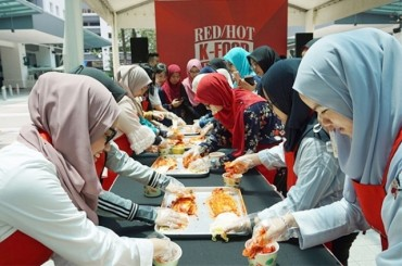 Gov't to Hold Kimchi Festivals in U.S., France, Vietnam, and Japan