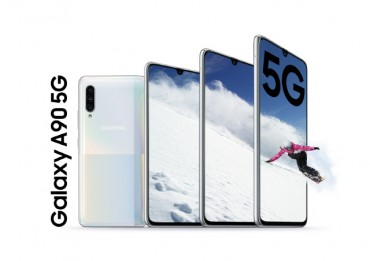 Samsung to Launch Budget 5G Smartphone in S. Korea