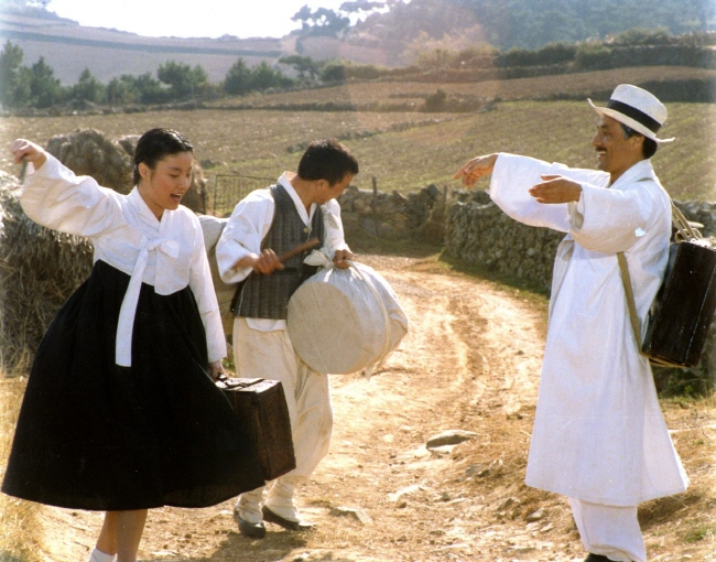 "A scene from ""Seopyeonje."" (image: Busan International Film Festival)"