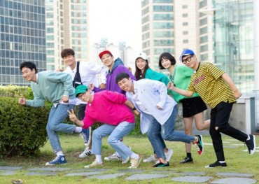 Now in its 9th Year, 'Running Man' Runs Longest Among SBS Variety Shows