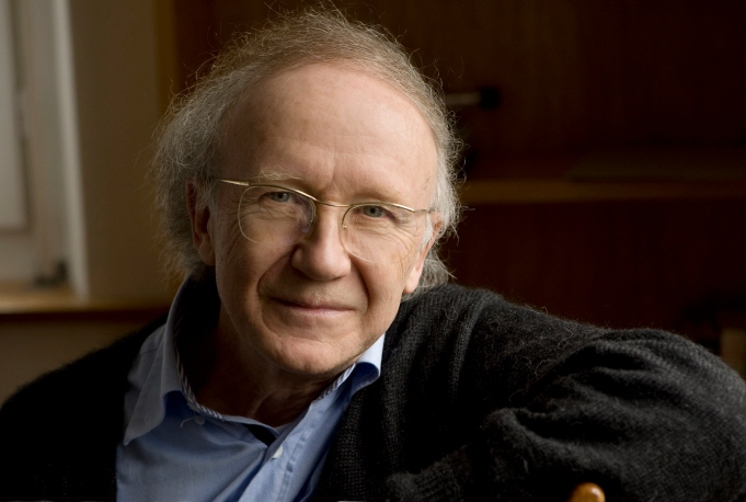 Swiss composer and oboist Heinz Holliger. (image: Isang Yun Peace Foundation)